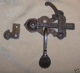 gate-latch